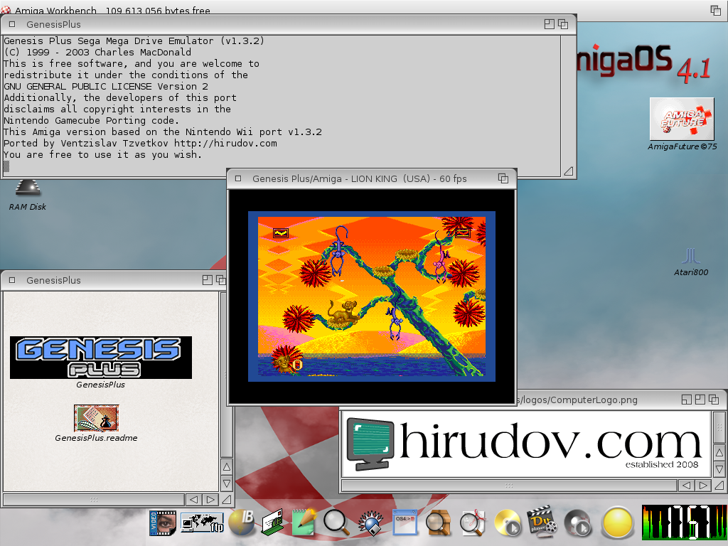 Amiga Software Projects, Development and Reviews