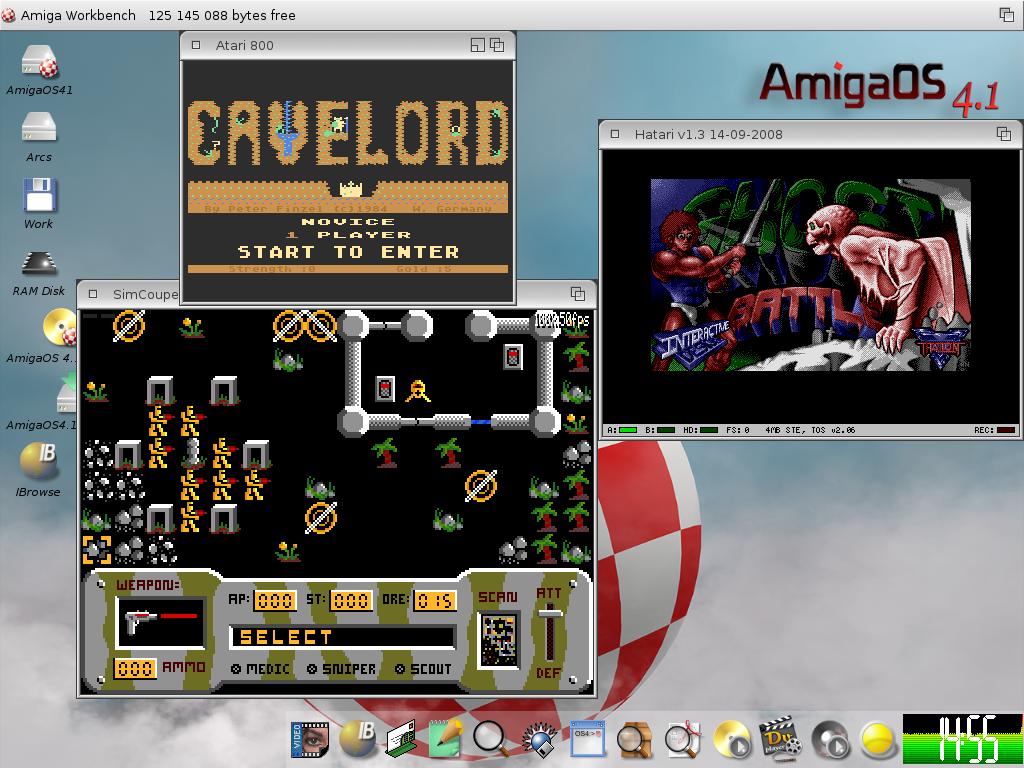 Ventzislav Tzvetkov's Review of AmigaOS 4 1