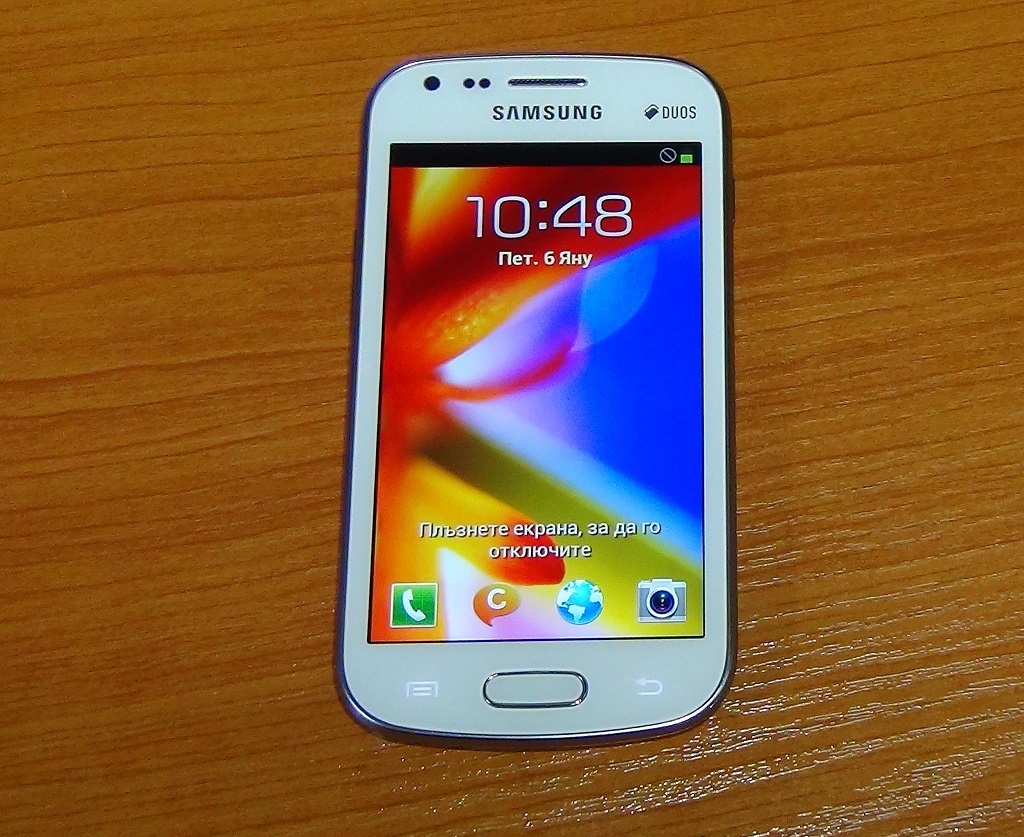 Samsung Galaxy S Duos GT-S7562 review (Mobile phone)