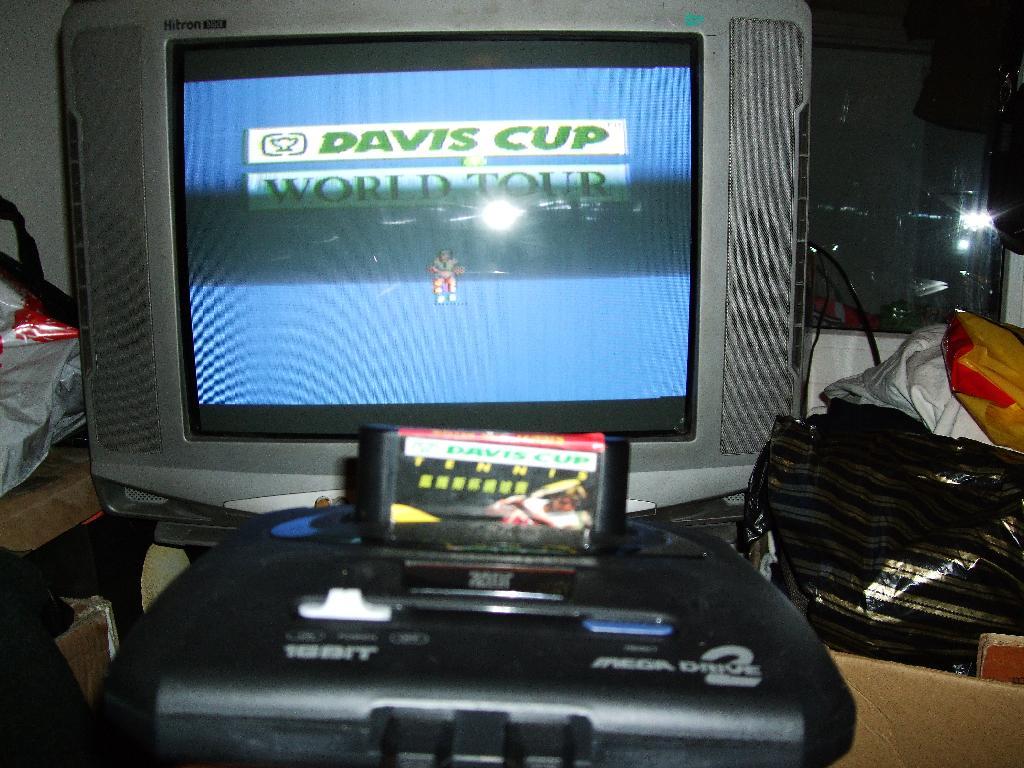 Review of console system 16 BIT Mega Drive 2 (Sega Mega Drive 2 clone)