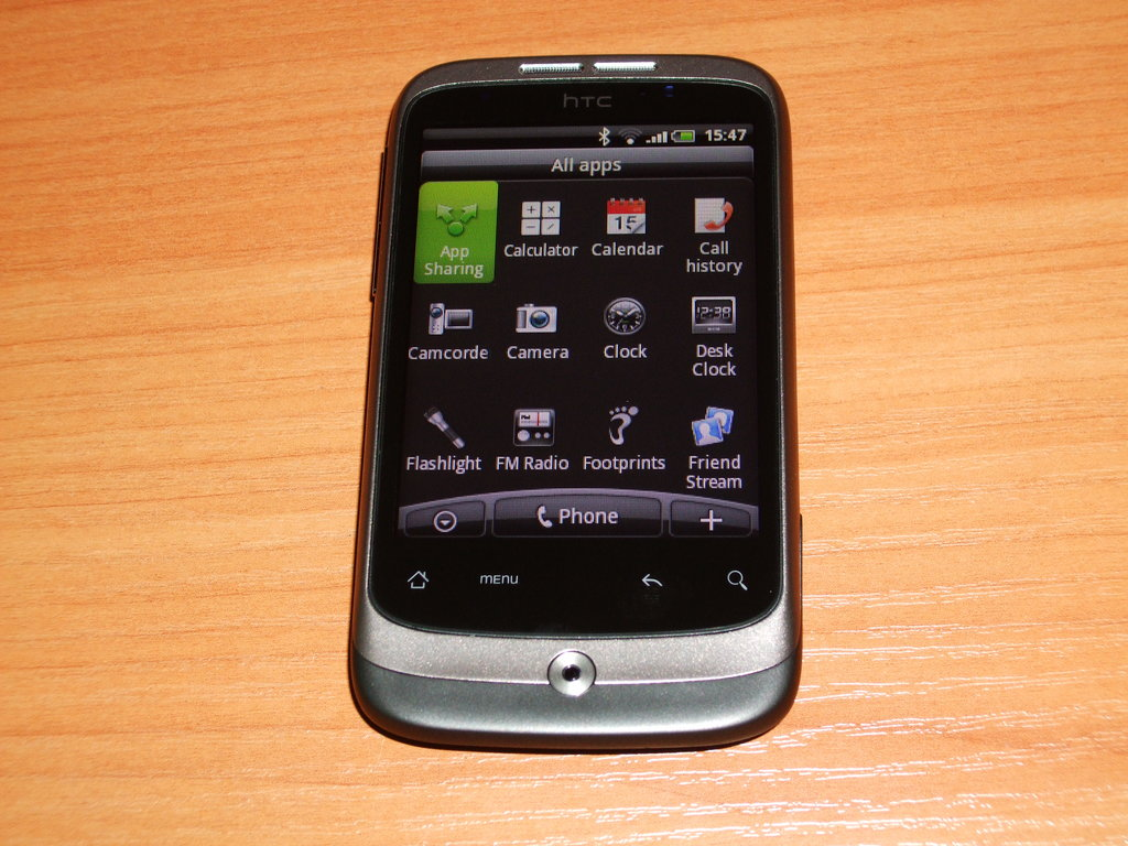 Htc Wildfire Review Mobile Phone